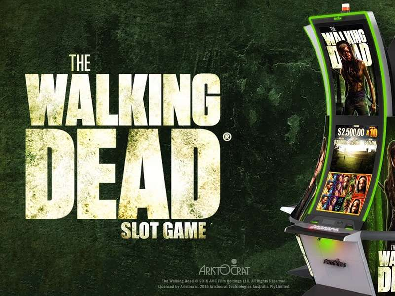 walking dead slot machine tips