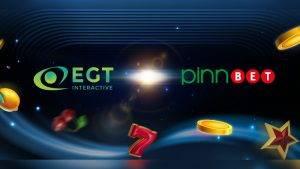партнерство по контенту egt interactive pinnbet