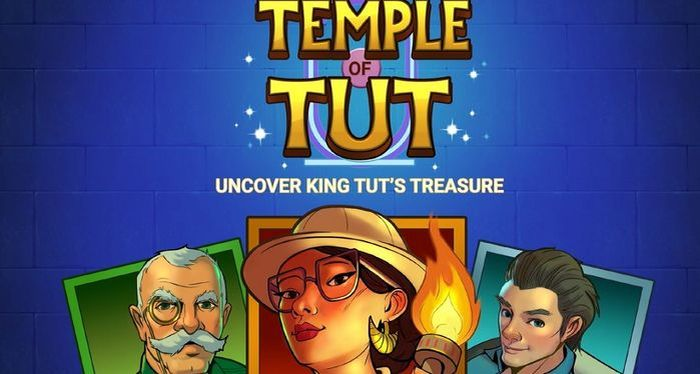 temple of tut slot from microgaming