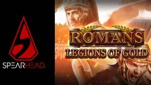 spearhead studios римляне золотые легионы